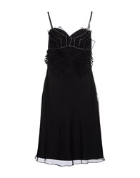 Renato Balestra Dresses 3 4 Length Dresses Women Black