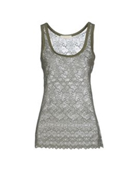 Northland Tank Tops Military Green