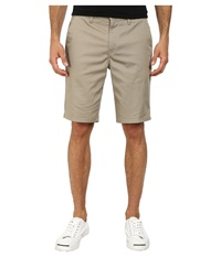 Kr3w Klassic Chino Short Dark Khaki Men's Shorts
