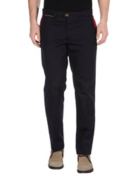 Piombo Casual Pants Dark Blue