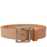 Neighborhood X Porter Square Buckle Garrison Belt Neutrals