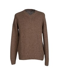 Napapijri Knitwear Jumpers Men Brown