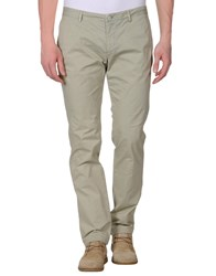 Gold Case By Rocco Fraioli Trousers Casual Trousers Men Brick Red