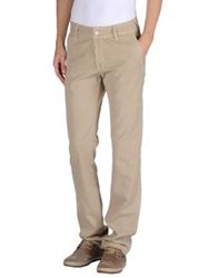 Seal Kay Independent Casual Pants Beige