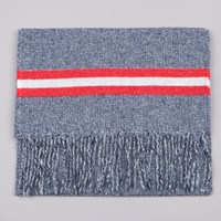 Hartford Arpo Scarf In Red