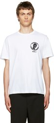 Yang Li White Mask T Shirt