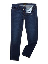 Vivienne Westwood New Classic Tapered Fit Mid Wash Jeans Denim Mid Wash