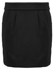 Teddy Smith Joly Mini Skirt Noir Black