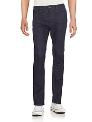 G Star Deconstructed Straight Leg Jeans Rinsed
