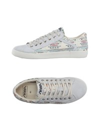 Springa Footwear Low Tops And Trainers Men Light Grey