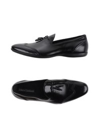 Alberto Guardiani Footwear Moccasins Men Black