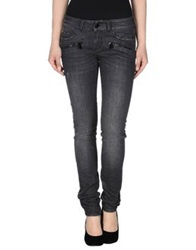 Barbara Bui Denim Pants Lead