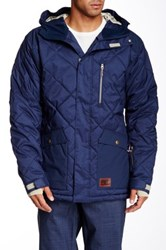 Dc Forest Snow Jacket Blue
