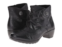 Romika Banja 02 Black Pitone Women's Dress Boots