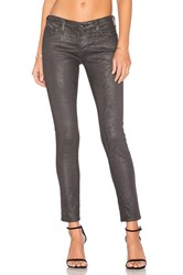 Ag Adriano Goldschmied Legging Ankle Gray