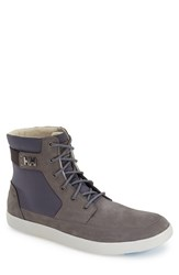 'Stockholm' Waterproof High Top Sneaker Men 9.5