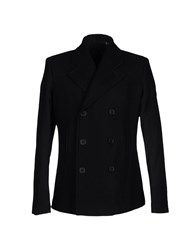 Blk Dnm Coats And Jackets Coats Men Black
