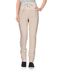 8Pm Trousers Casual Trousers Women Beige