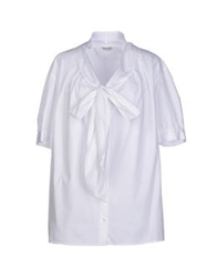 Miu Miu Shirts White