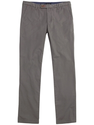 Ted Baker Norfolk T For Tall Slim Fit Chinos Charcoal