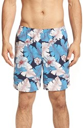 Men's Patagonia 'Baggies Longs' Swim Trunks Navy Blue