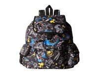 Le Sport Sac Voyager Backpack Chalkboard Snoopy Backpack Bags Brown