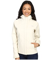 The North Face Venture Jacket Vintage White Women's Coat Beige