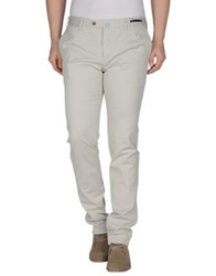 Pt01 Casual Pants Grey