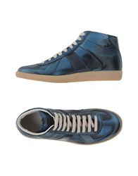 Maison Martin Margiela Maison Margiela 22 Footwear High Tops And Trainers Men Pastel Blue