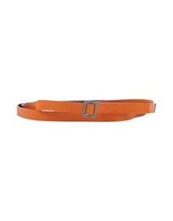 Cnc Costume National C'n'c' Costume National Belts Orange