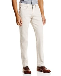 Ag Jeans Matchbox Slim Fit Jeans In Bleached Sand 100 Bloomingdale's Exclusive
