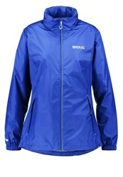 Regatta Corinne Hardshell Jacket Clematis Royal Blue