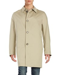 Bugatti Button Front Jacket Beige