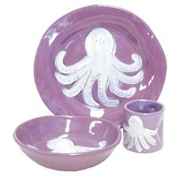 Alex Marshall Studios Children S 3 Piece Dish Set