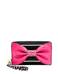 Betsey Johnson Oh Bow You Didnt Oversized Wallet