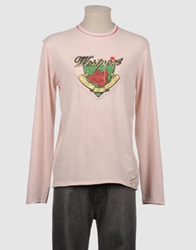 Westport Long Sleeve T Shirts Light Pink