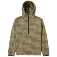 A.P.C X Outdoor Voices A.P.C. Running Anorak Green