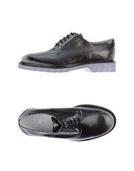 Cult Lace Up Shoes Steel Grey
