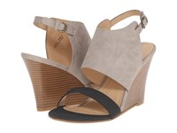 Chinese Laundry Dl Been There Black Grey Women's Wedge Shoes