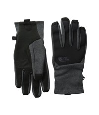 The North Face Canyonwall Etip Gloves Tnf Dark Grey Heather Extreme Cold Weather Gloves Gray