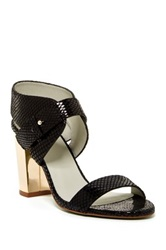 Plomo Margot Sandal Black