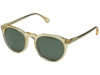 Raen Remmy 49 Champagne Crystal Sport Sunglasses Gold