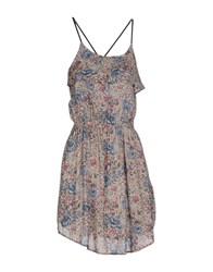 Timeout Dresses Short Dresses Women Khaki