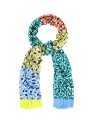 White Stuff Polka Watermelon Scarf