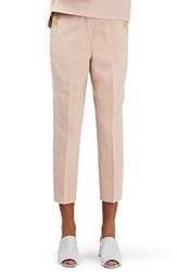 Topshop Women's Embellished Pocket Peg Trousers