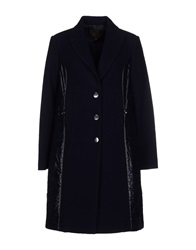 Cycle Coats Dark Blue