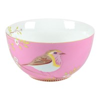 Pip Studio Early Bird Bowl Pink