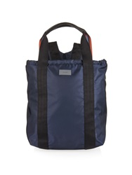 Paul Smith Nylon Two Way Tote And Backpack