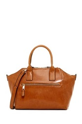Urban Expressions Roxine Satchel Brown