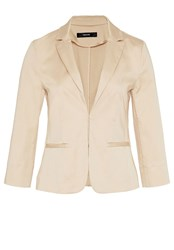 Hallhuber Blazer Sofia With 3 4 Length Sleeves Mustard